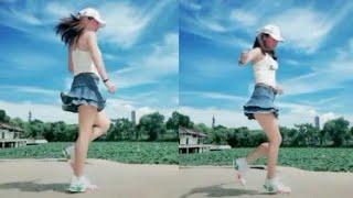 Shuffle dance China girl | part 4