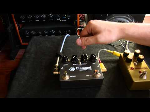 Diamond Pedals QTL1 Quantum Leap