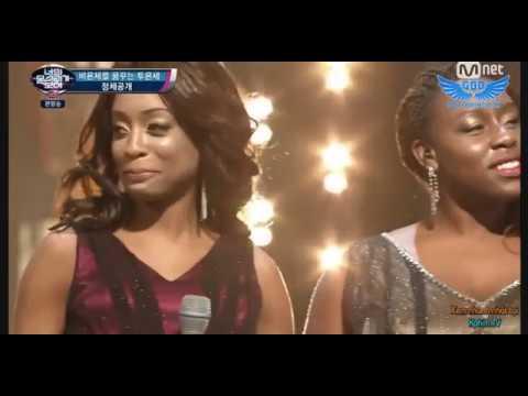 [Icsyv] Những nghệ sĩ nhạc kịch Dream Girls xuất hiện tại I can see your voice~