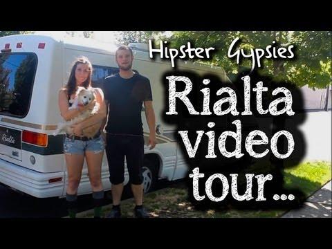 Hipster Gypsies Rialta RV Tour