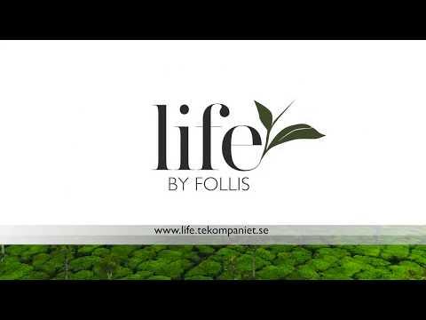 Life by Follis - Premiumte med spännande smaker som gör skillnad för människor och miljö.