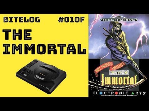 BITeLog 010F: The Immortal (MEGA DRIVE) LONGPLAY