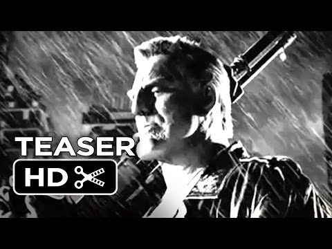 Sin City: A Dame To Kill For Official Instagram Teaser (2014) - Eva Green, Bruce Willis Movie HD - Smashpipe Film