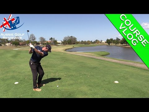 RIVERLAKES GOLF CLUB COURSE VLOG PART 6