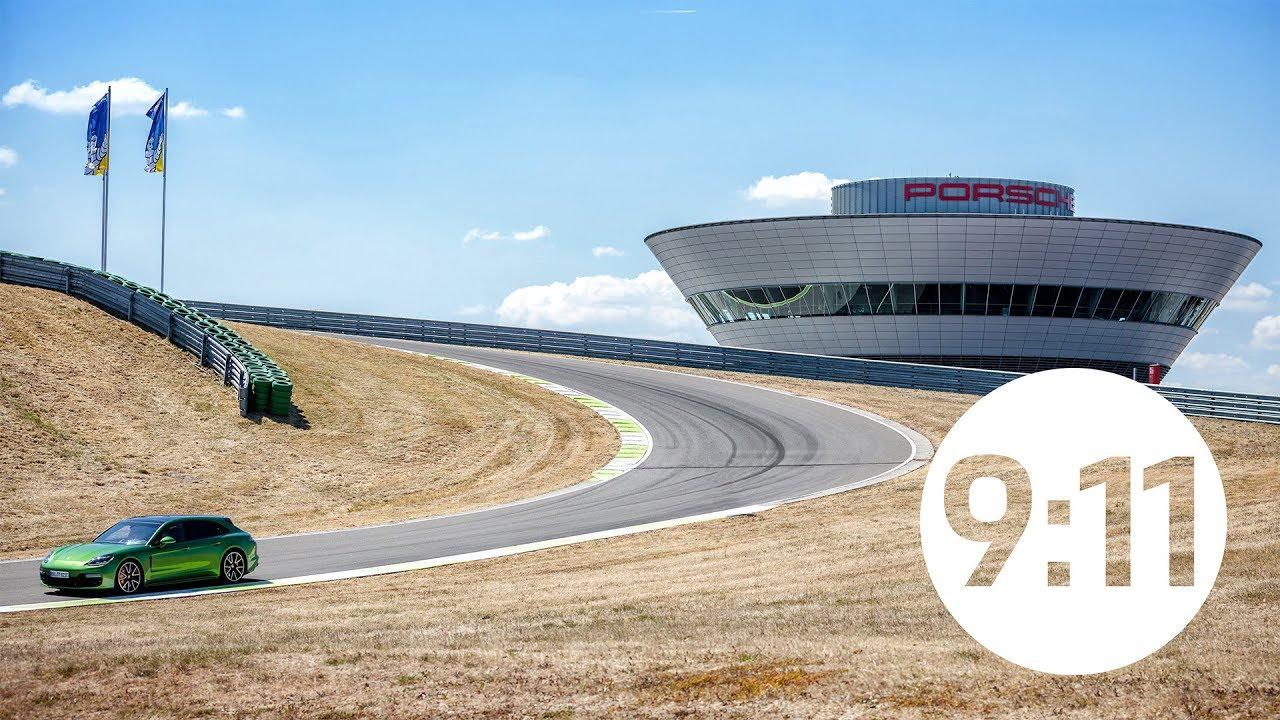 Die beste Kurvenkombination der Welt? Mit dem Porsche Panamera auf der Rundstrecke in Leipzig!