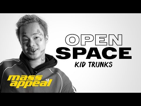 Open Space: Kid Trunks | Mass Appeal