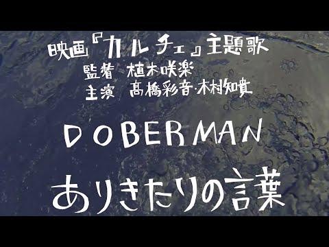 DOBERMAN 「ありきたりの言葉」MV