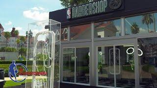 A look inside the NBA's barbershops inside the bubble | NBA Countdown