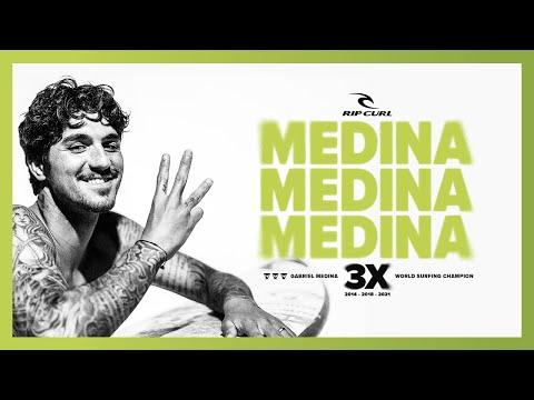 DREAM BIG: 3x World Surfing Champion Gabriel Medina   Rip Curl