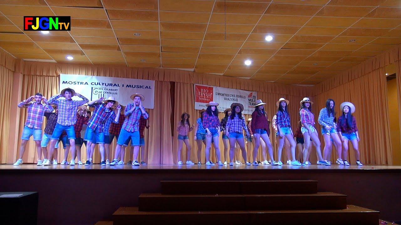 07. El venao/Saturday night/Levantando las manos (1º Bach B) - XV Mostra musical i cultural IES Gilabert de Centelles 2015 Nules