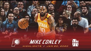 Highlights: Mike Conley — 14 points, 2 assists