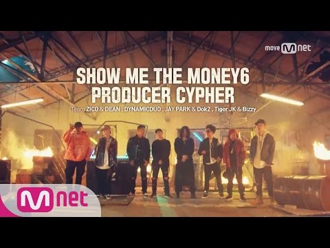 show me the money6 [Full Ver.] 쇼미더머니6 프로듀서 싸이퍼 (PRODUCER CYPHER)