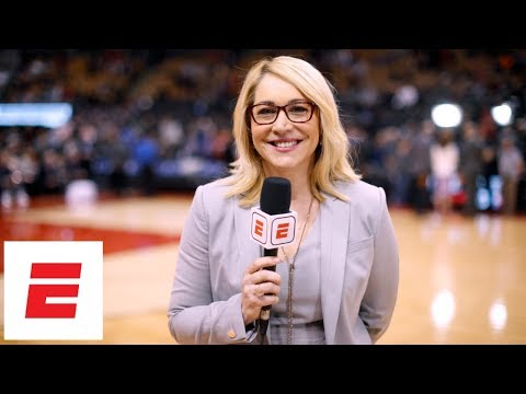 Doris Burke's stellar broadcasting career | 2018 Basketball Hall of Fame | ESPN
