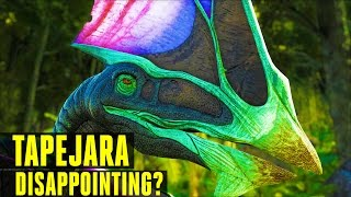 TAPEJARA BROKEN? How to tame/Everything you need to know! - Ark Survival Evolved (Update 247)