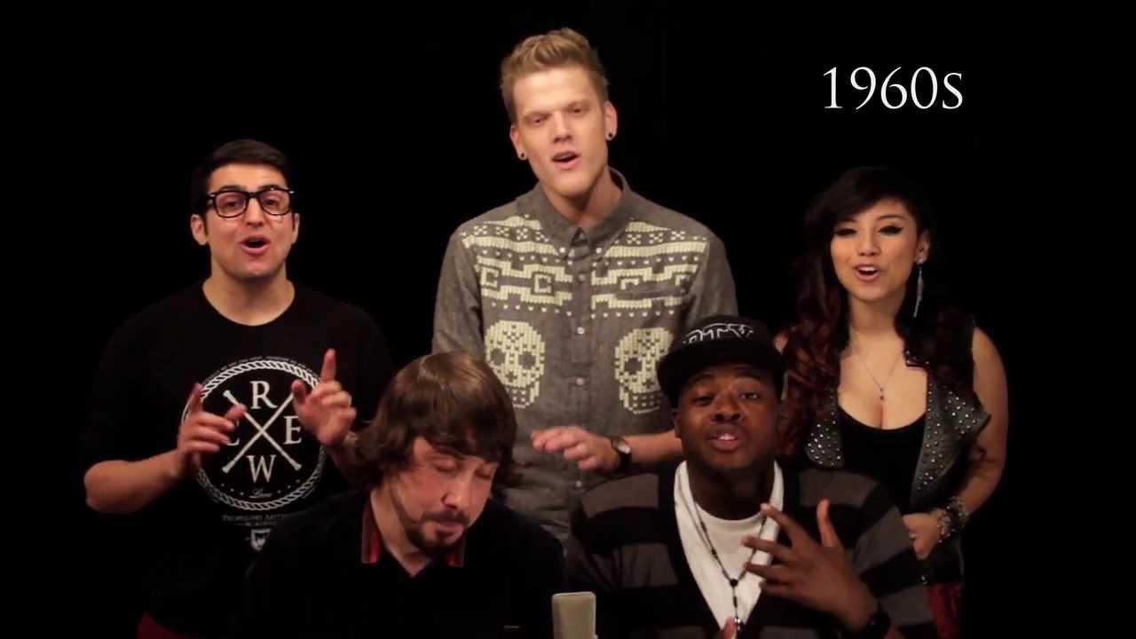 Evolution of Music - Pentatonix - YouTube