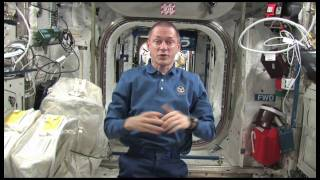 How do you feel after the first few months in orbit?