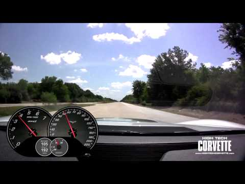 ZR1 acceleration - Chasecam HD