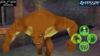 Ben 10 Ultimate Alien: Cosmic Destruction - PSP Gameplay 1080p (PPSSPP)
