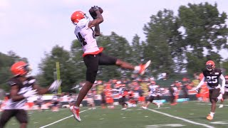 Highlights from Day 4 of Browns training camp