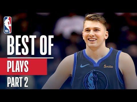 NBA's Best Plays   2018-19 Season   Part 2