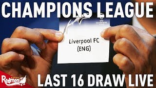 Porto v Liverpool | Champions League Draw Reaction LIVE