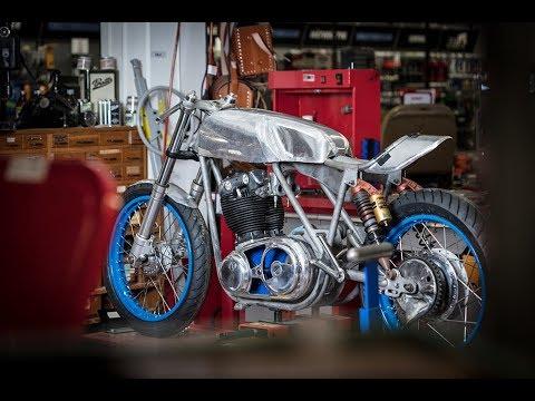 Projekt VNR (Verktygbodens Norton Racer)