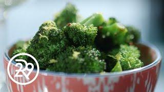 Tia Mowry's Broccoli Saute Makes The Case For Veggies   #GimmeFive   Refinery29