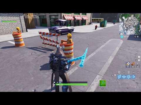 Fortnite Part 1 Challenges