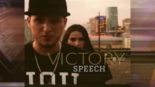 J.D Coy Ft. Carley Coy - Victory Speech (Crazyed & Chopped) Live