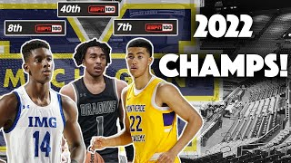 WHY MICHIGAN WILL WIN IT ALL NEXT YEAR! (ft insane recruiting class)