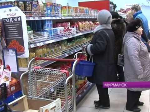 В нескольких крупных торговых точках города проверили цены и качество продуктов