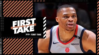 Reacting to Wizards team owner Ted Leonsis' comments about the Russell Westbrook trade   First Take