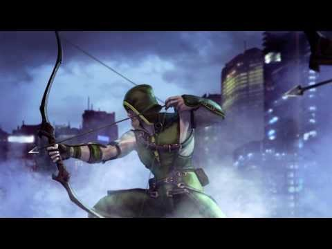 Injustice - Green Arrow Character Ending