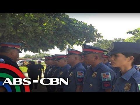 News Patrol: Buong puwersa ng Daanbantayan PNP, sibak sa puwesto | January 12, 2019