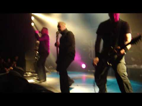 Paradise Lost-The Rise of Denial LIVE HD@Thessaloniki 2009