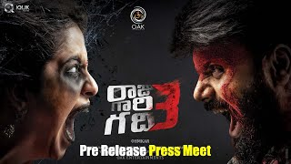 Raju Gari Gadhi 3 Movie Pre Release Press Meet