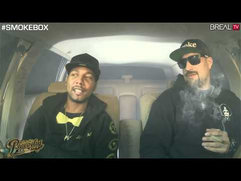 Juelz Santana Joins B-Real In The Smoke Box