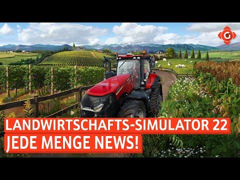 Landwirtschaftssimulator 22: Neue Infos! Dead Space: Remake des ersten Teils in Arbeit! | GW-NEWS
