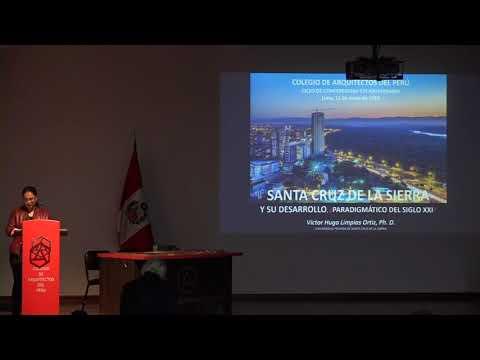 Modelo de Desarrollo Urbano s.XXI Santa Cruz