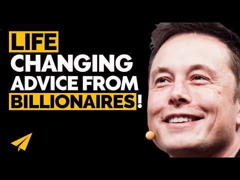 5 Best LESSONS From Elon Musk, Warren Buffett & Other Billionaire Entrepreneurs | #BelieveLife photo