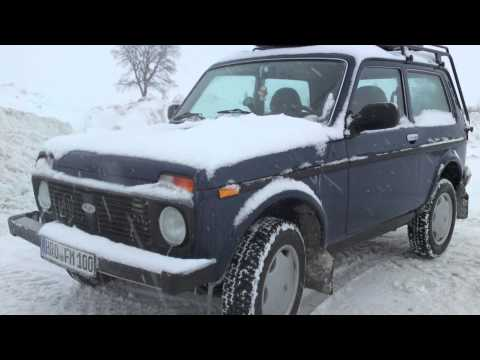 Lada Niva 4x4 Winter - Song Frank Müller