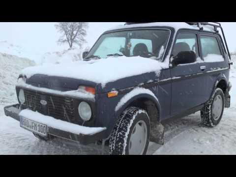 Lada Niva 4x4 Winter - Song Frank Müller