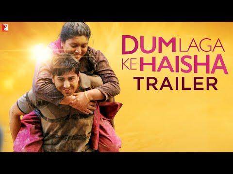 Dum Laga Ke Haisha (2015) Трейлър