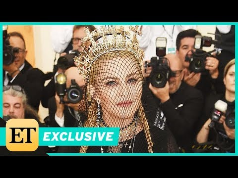 Madonna Embodies 2018 Met Gala Theme With Epic 'Like a Prayer' Performance (Exclusive)