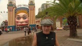 AC/DC's Brian Johnson Rocks Around Sydney in a Roller