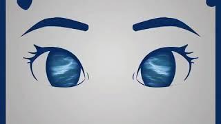 eyes blue like the atlantic | 1 hour loop