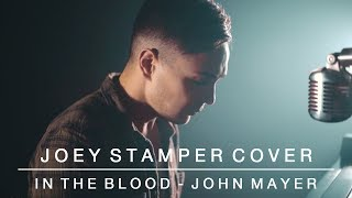 In The Blood - John Mayer | Joey Stamper Cover