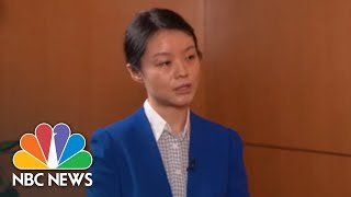 Watch: Full interview With Director-General Of Wuhan Institute Of Virology | NBC News