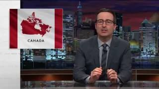 John Oliver - Ashley Madison and Ottawa