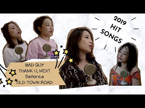 TOP 4 ENGLISH HIT SONGS IN 2019
